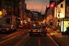 Ab dem 21.11.leuchtet sie wieder. Die Weihnachtsbeleuchtung in Eller.