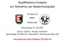 Saisoneröffnung bei TSV Eller 04