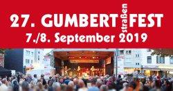27. Gumbertstraßenfest