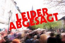 Ostermarkt und Jahreshauptversammlung abgesagt